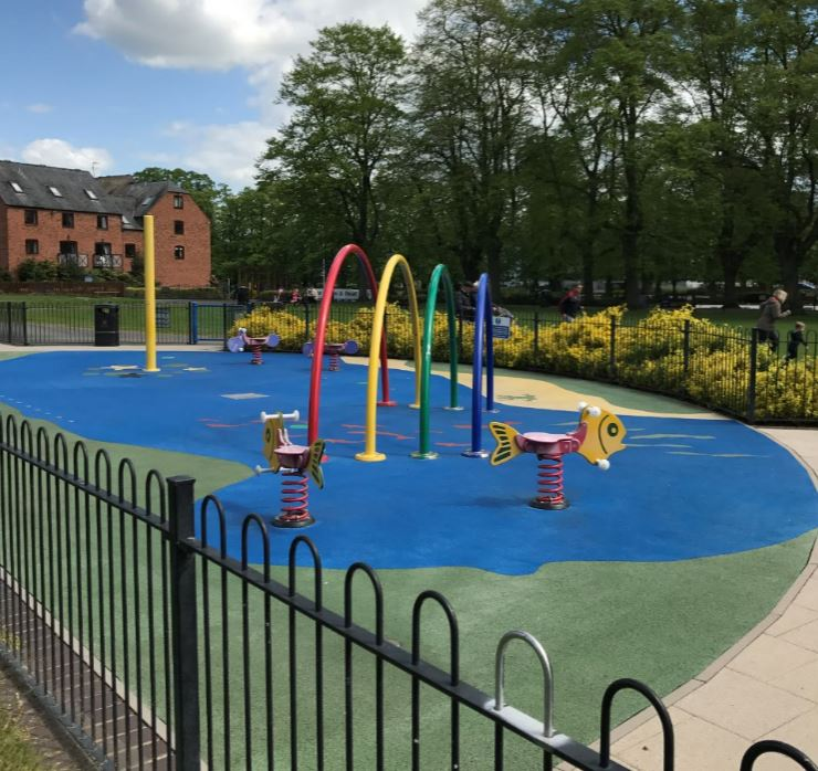 Abbey Park Evesham Day Trips