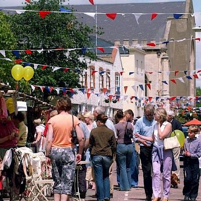 Suffolks Sunday Market