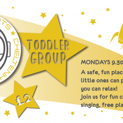 Space Tots Toddler Group: Elim Church