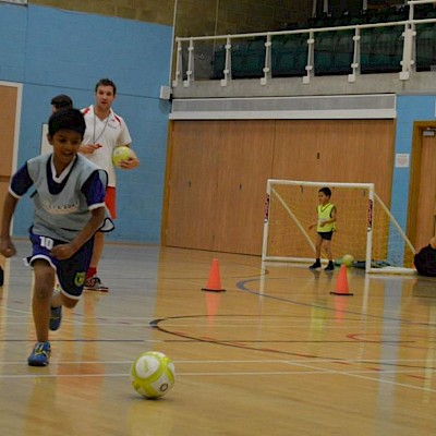 Children's Football Sessions