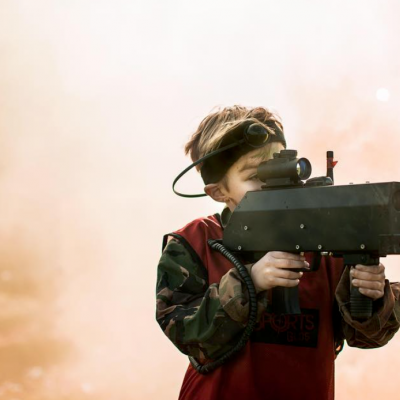 Battlesports Glos Outdoor Laser Combat