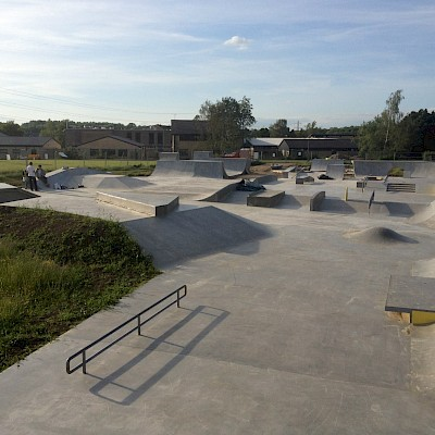 Cirencester Skate Park