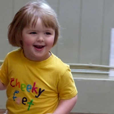 Cheeky Feet Cirencester Dance Classes
