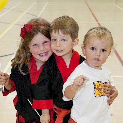 Ninja Tots and Kids