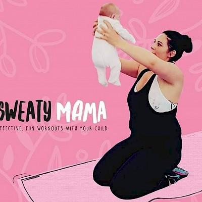 Sweaty Mama @ Fenton's Community Centre