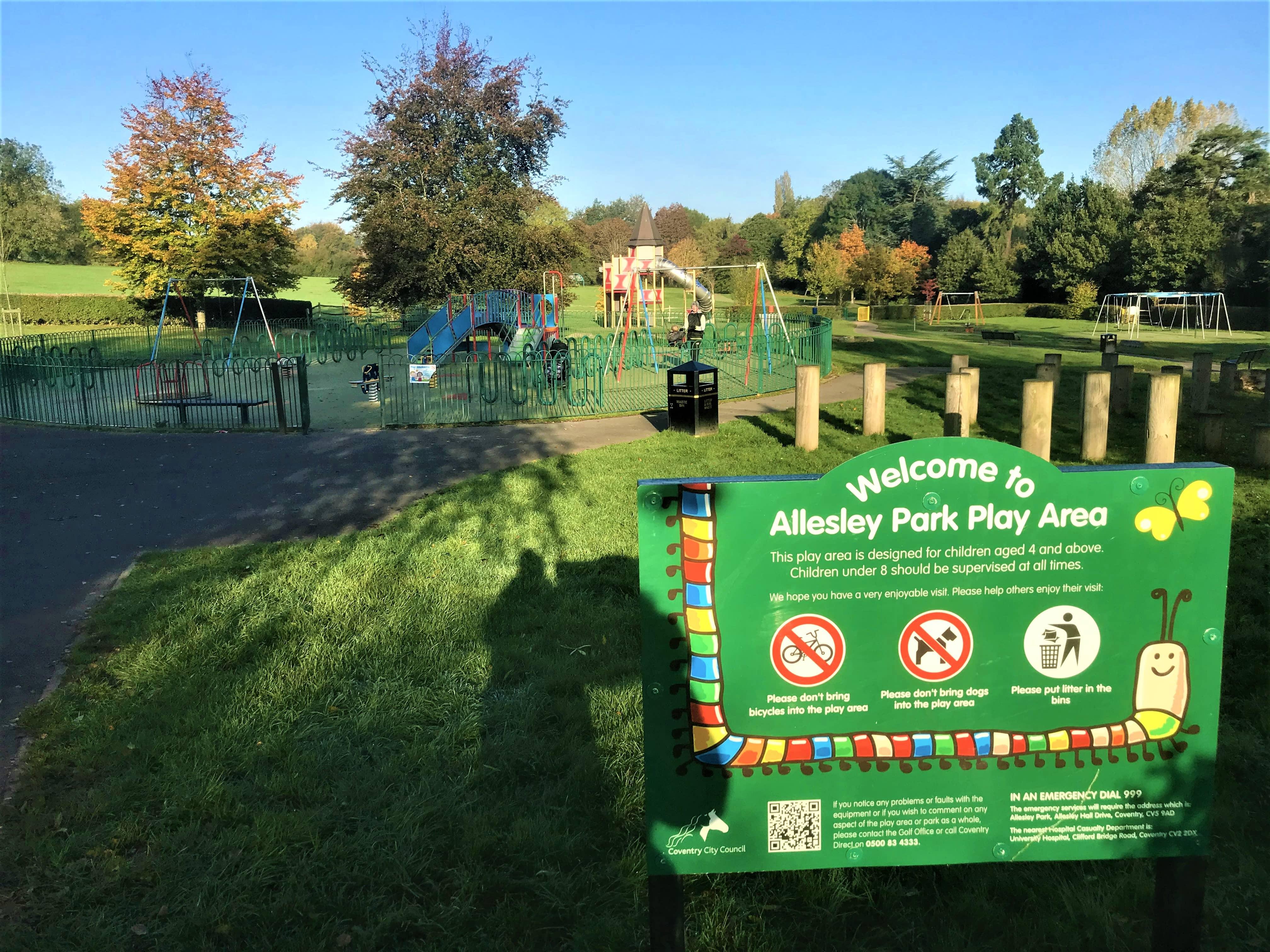 Allesley Park & Fairy Village
