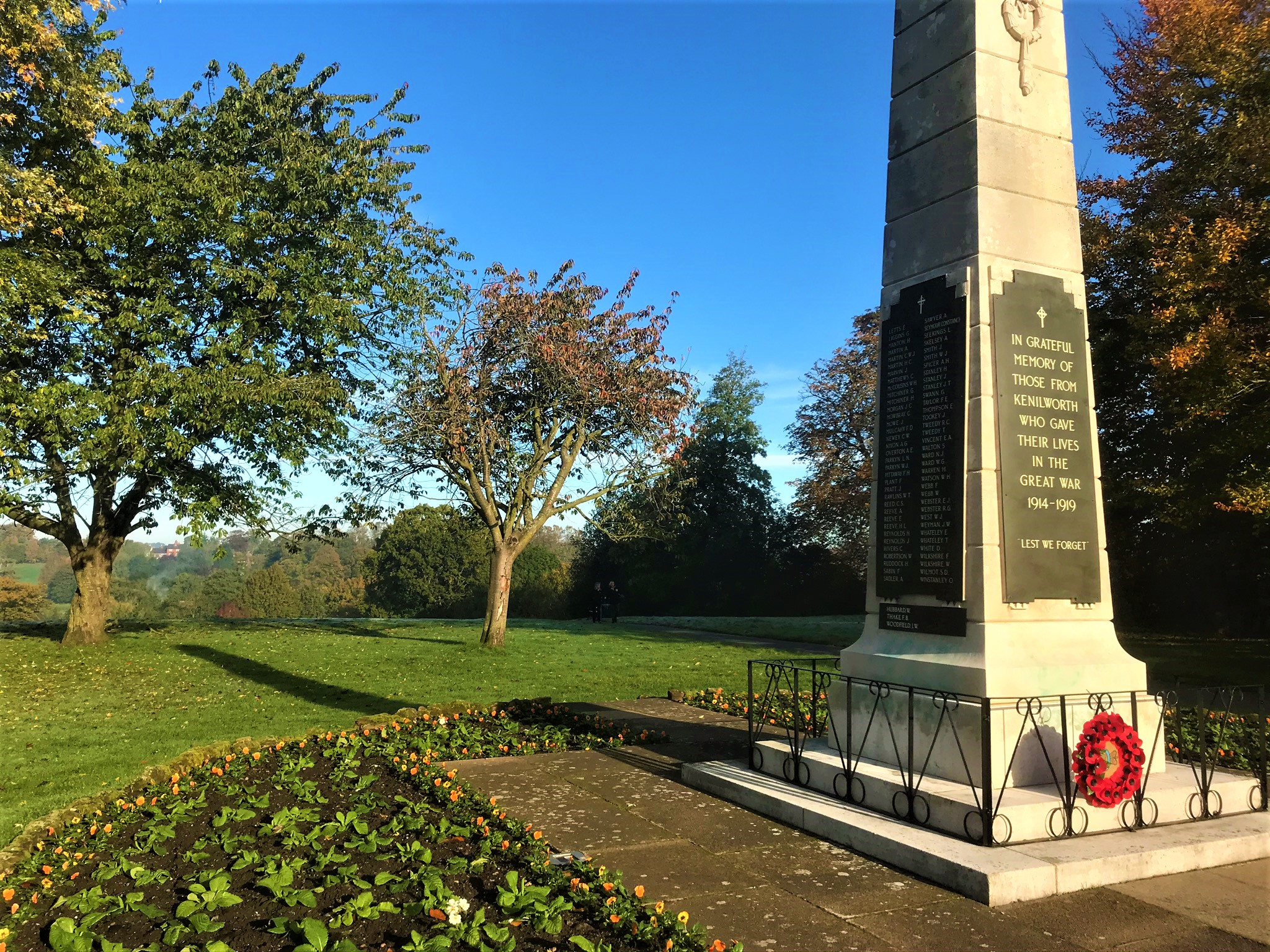 Abbey Fields, Kenilworth