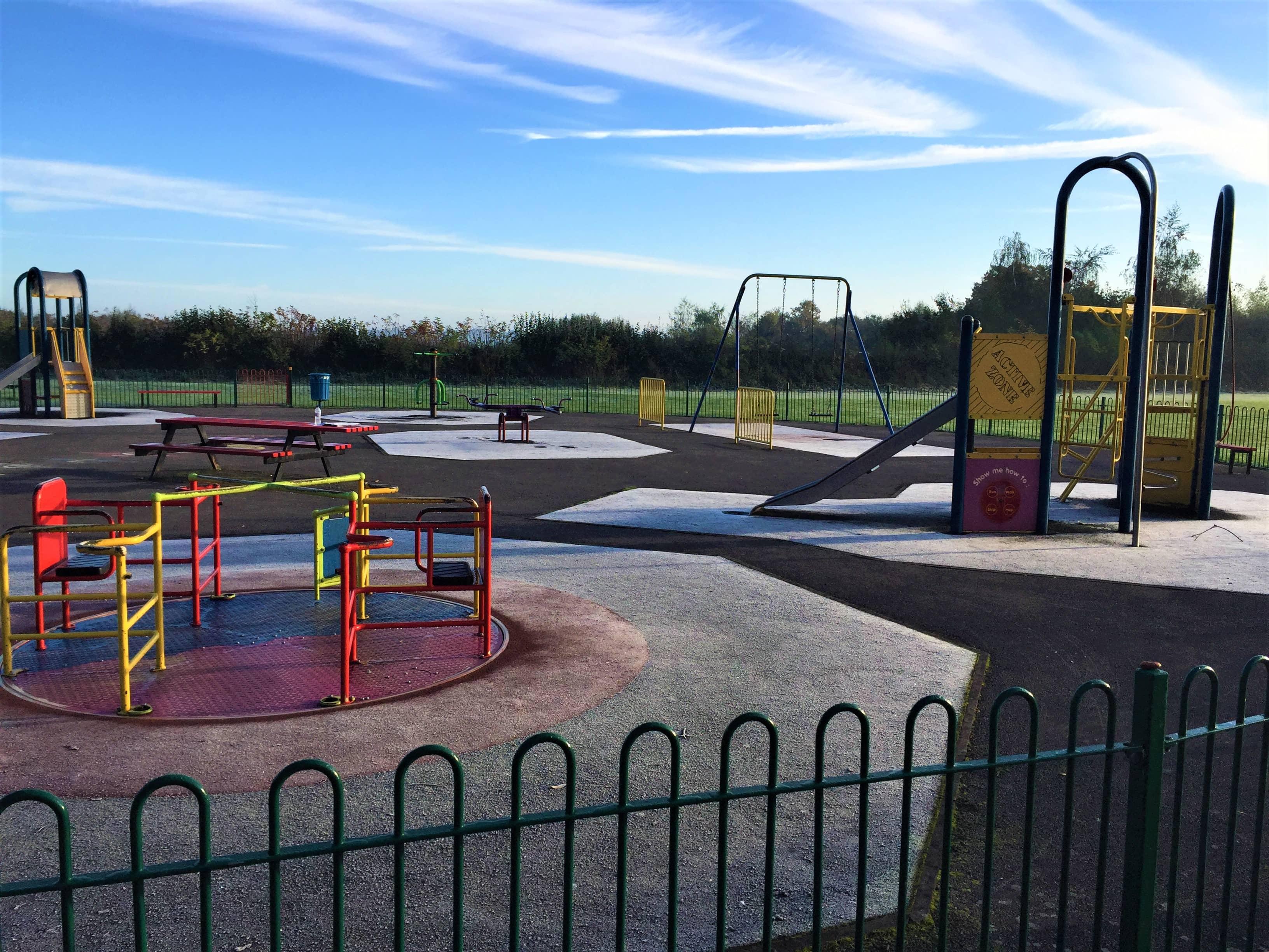 Lavendar Hall Park