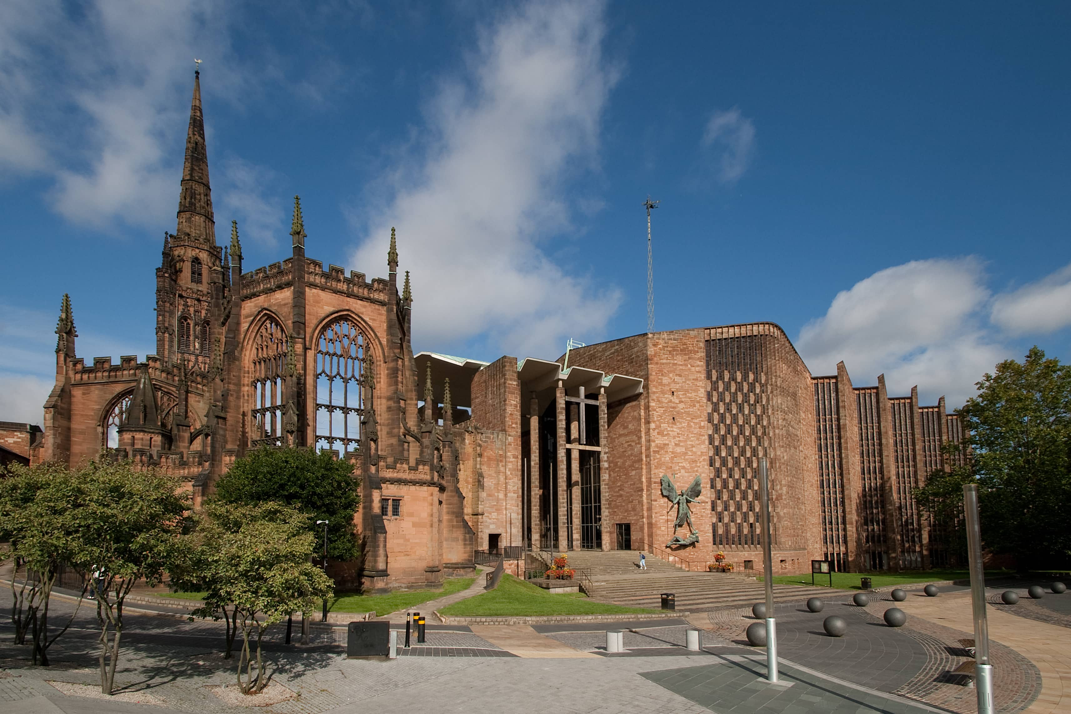 Coventry Cathedral & Tower Climb