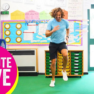 Joe Wicks Free Fitness Resources