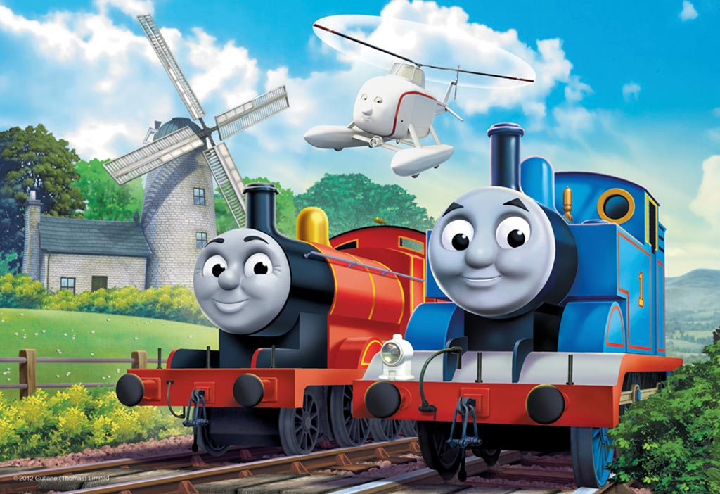 Thomas and Friends Online Activities