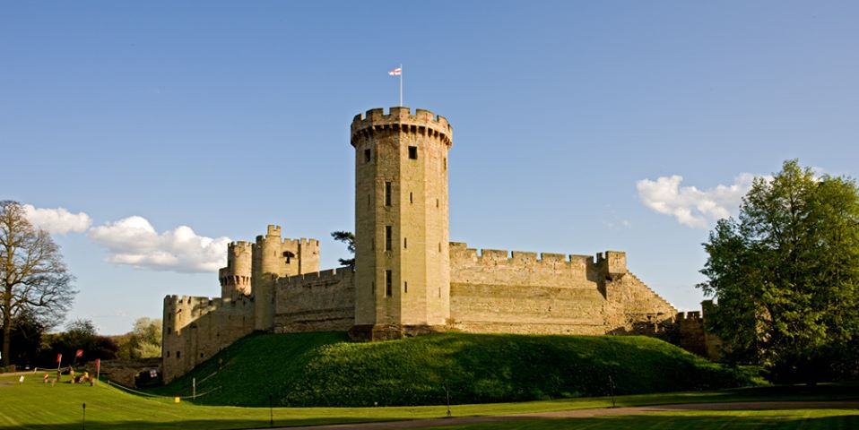 Warwick Castle Free Resources
