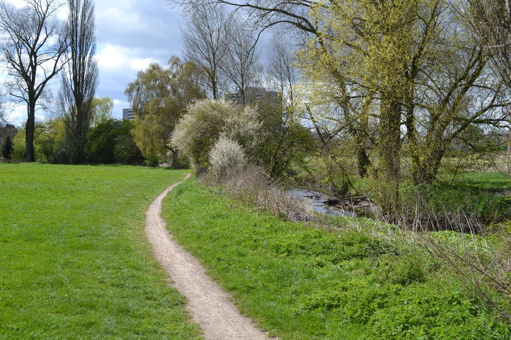 The Sowe Valley Footpath