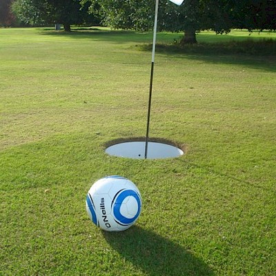 Footgolf at War Memorial Park