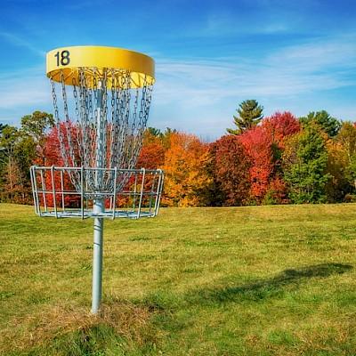 Quarry Park Disc Golf