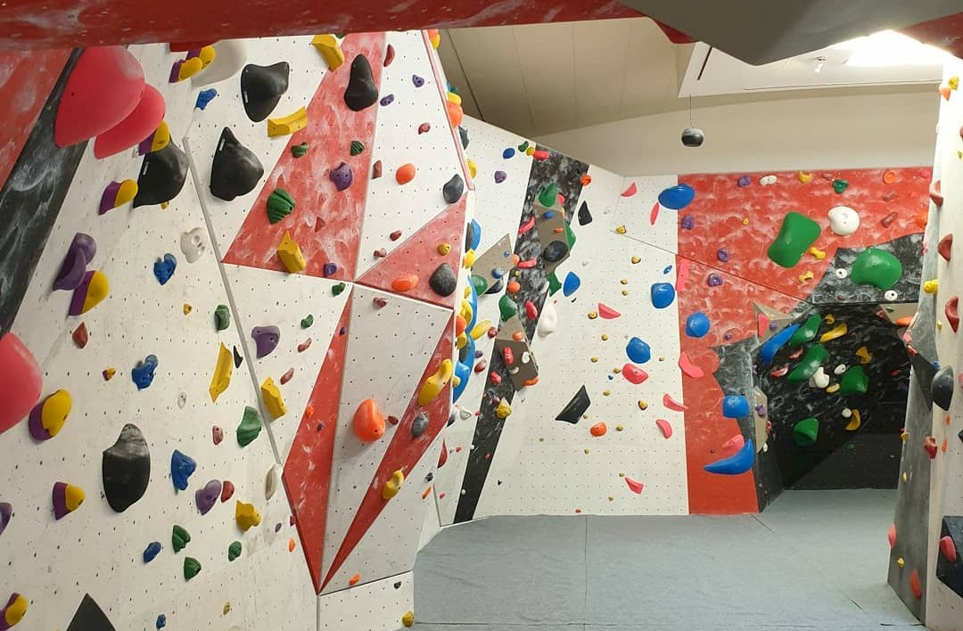 The Ballroom Climbing Wall