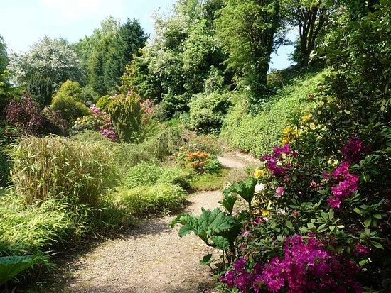 Secret Quarry Garden