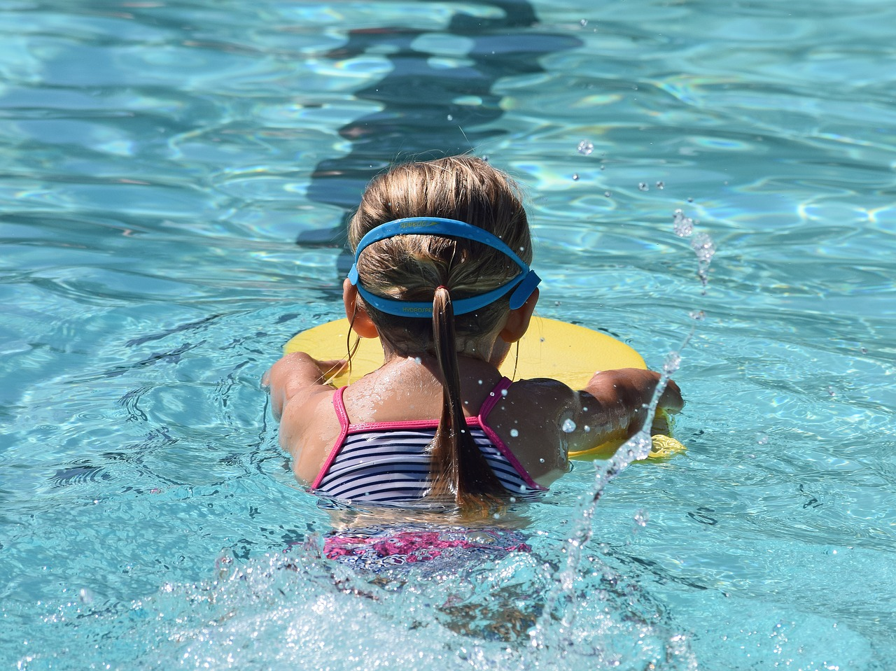 Octanauts Swimming Classes | Tiverton School