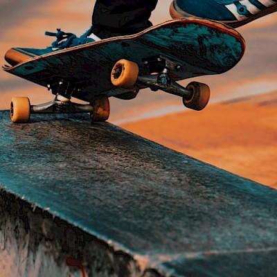 Aldershot Skate Park
