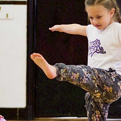 Boogie Pumps: Street Dance 4-7 years