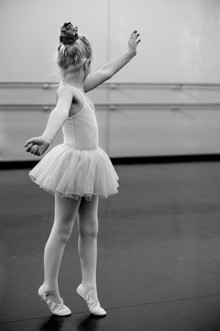 Children's Ballet Lessons - DeMeric School of Dance