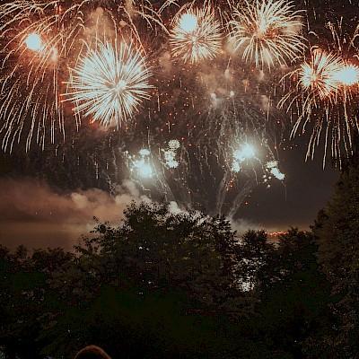 Guildford Lions Fireworks Fiesta