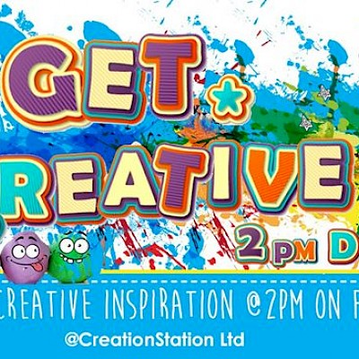 Daily Creative Sessions Online