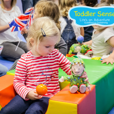 Toddler Sense Guildford at Home