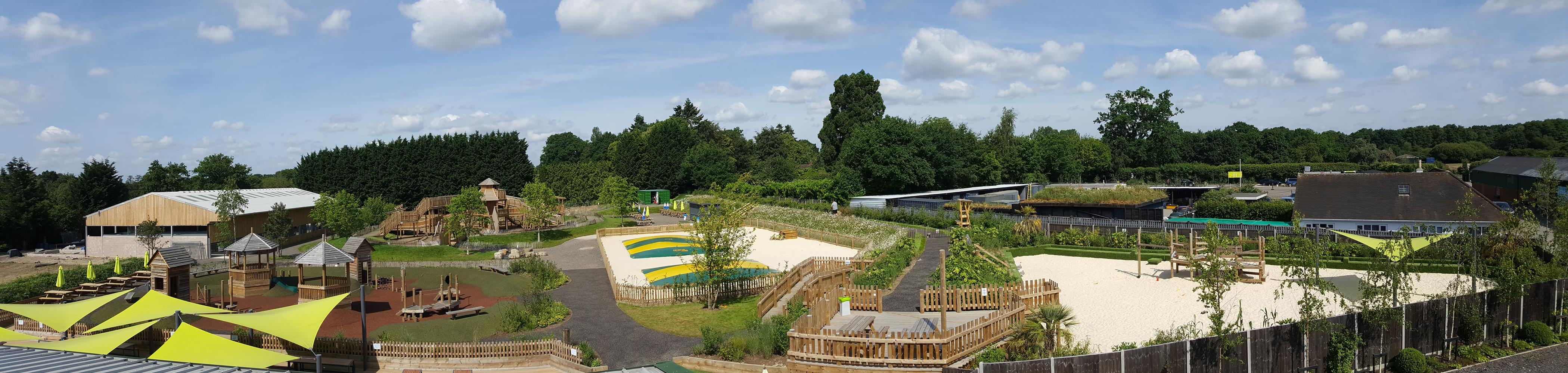 Chobham Adventure Farm