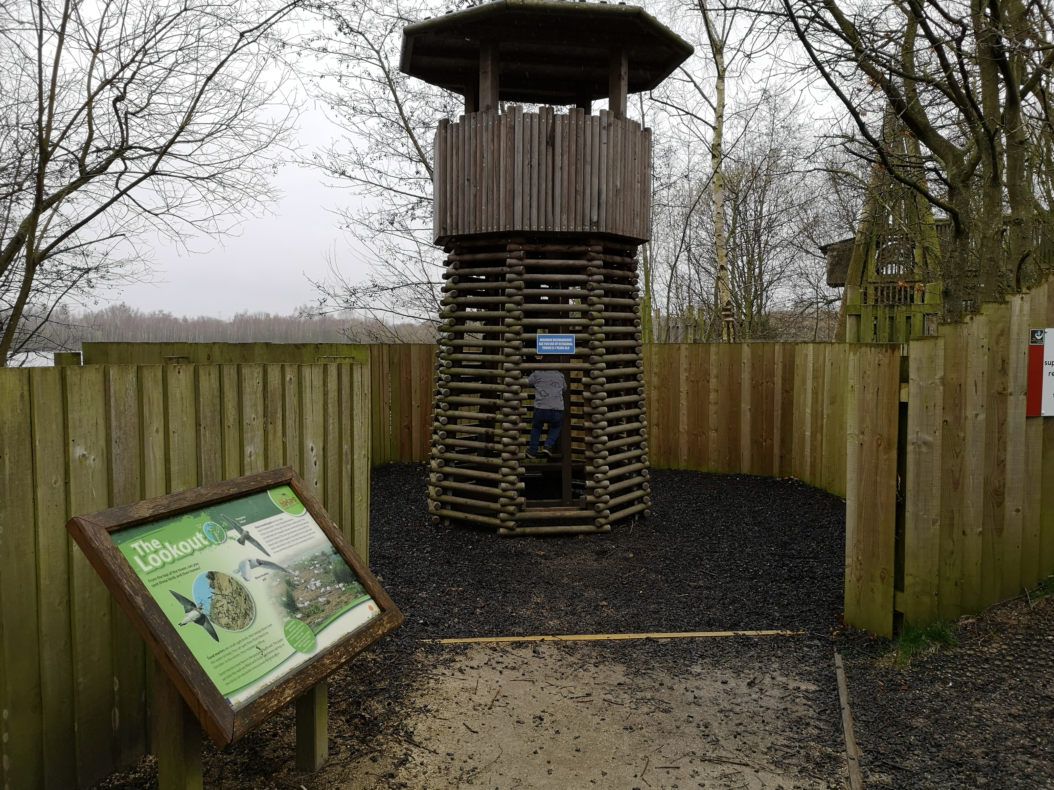 Little Darters' Wildlife Adventure Area, Whisby