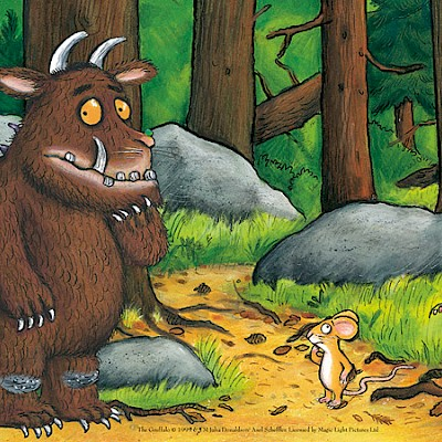 The Gruffalo - Online Games and Activities