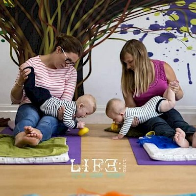 Precious Moments Baby Massage and Yoga