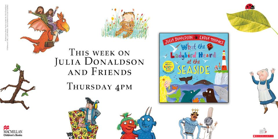 Julia Donaldson and Friends- Stories, Songs and Activities