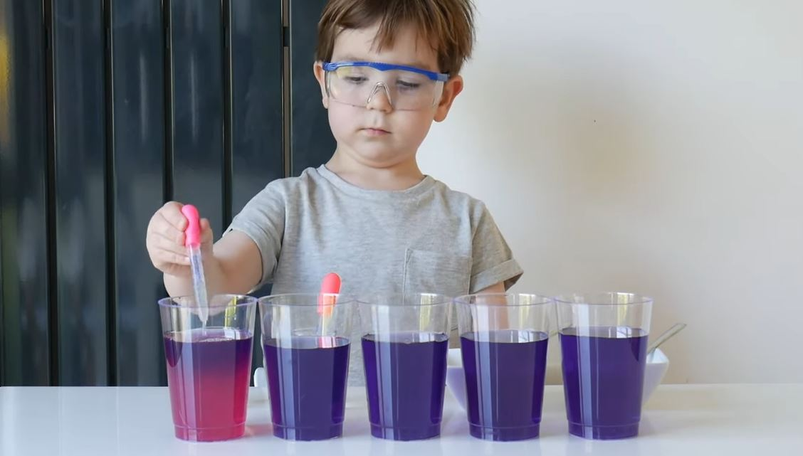 The Dad Lab- Science Experiments at Home