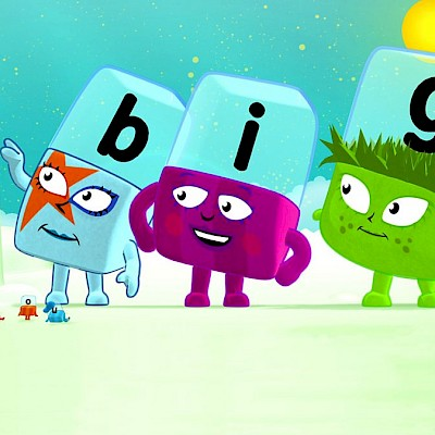 BBC Alphablocks Phonics Videos