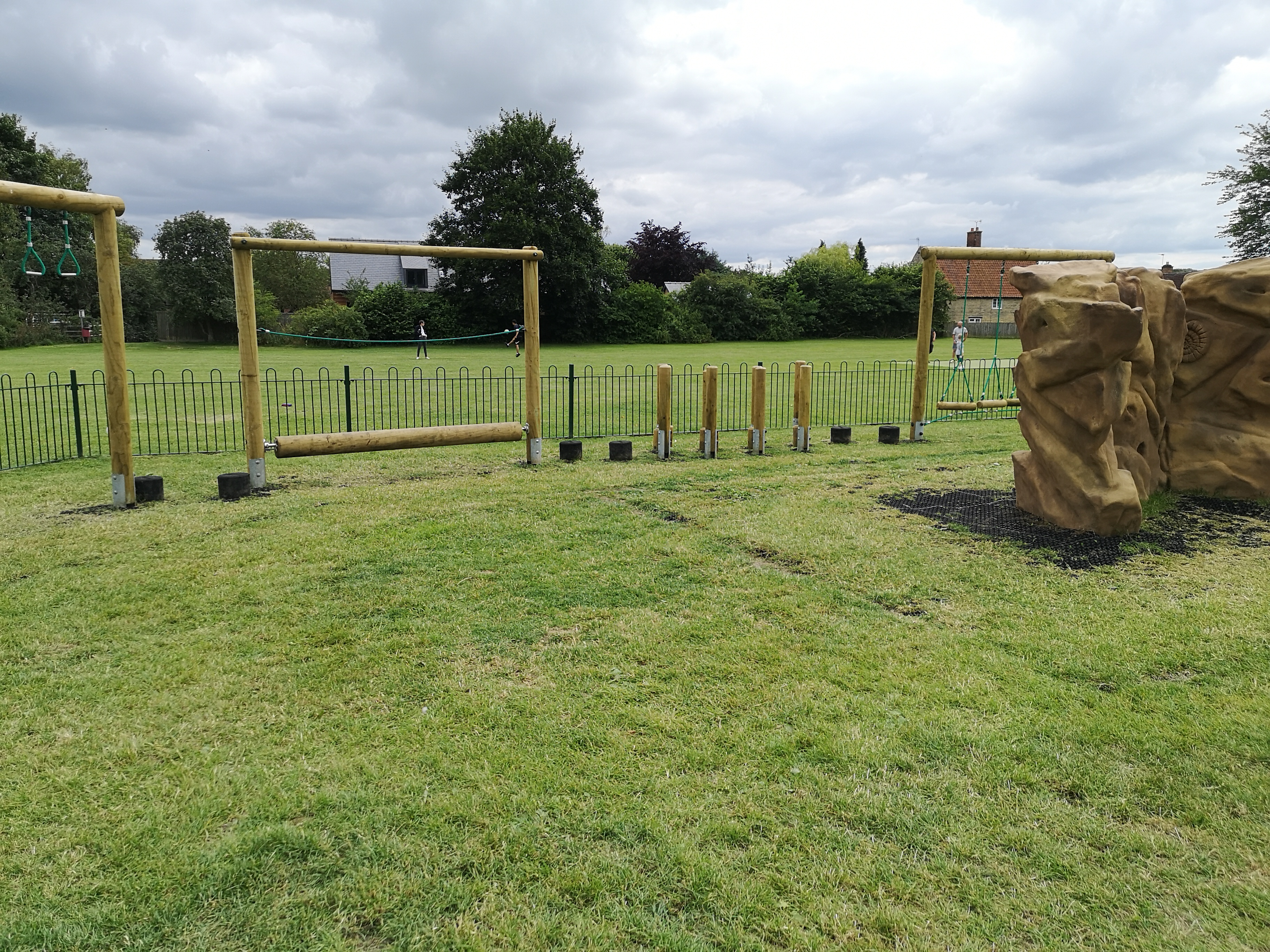 Nettleham Memorial Field Playground