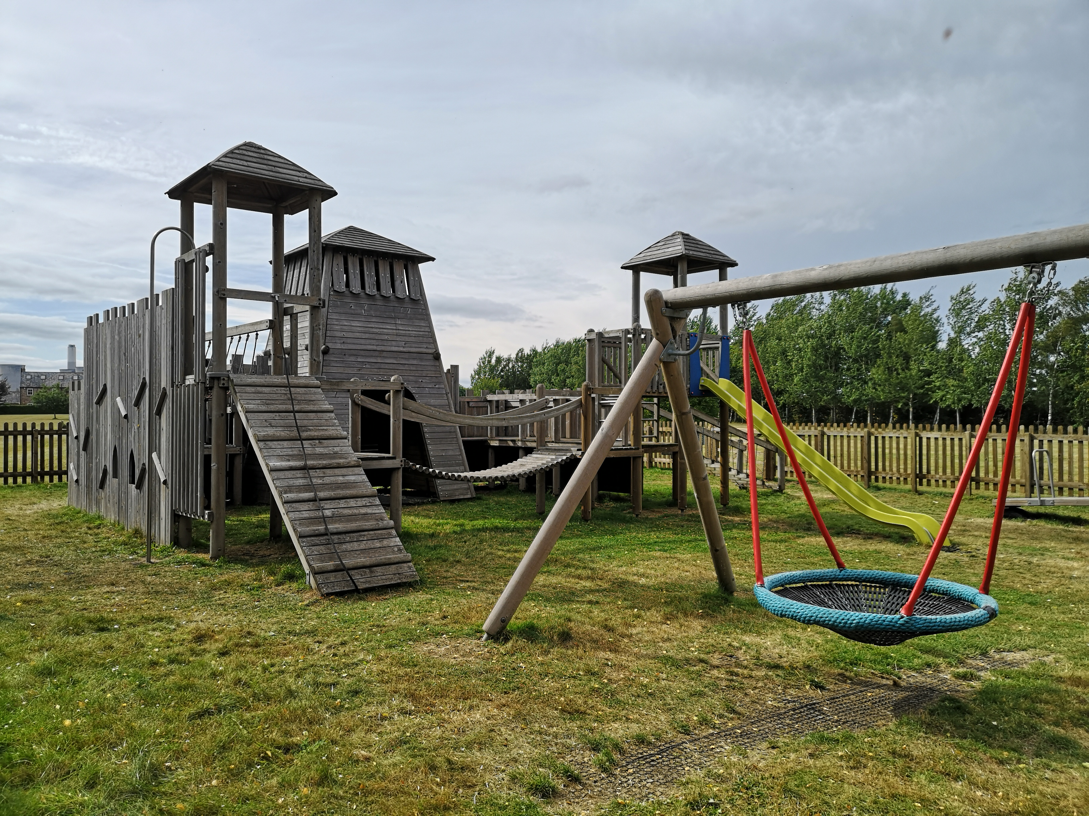 Torksey Fort Playground