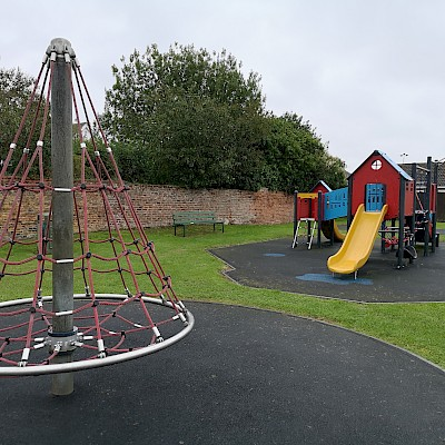 Coronation Walk Play Area, Horncastle