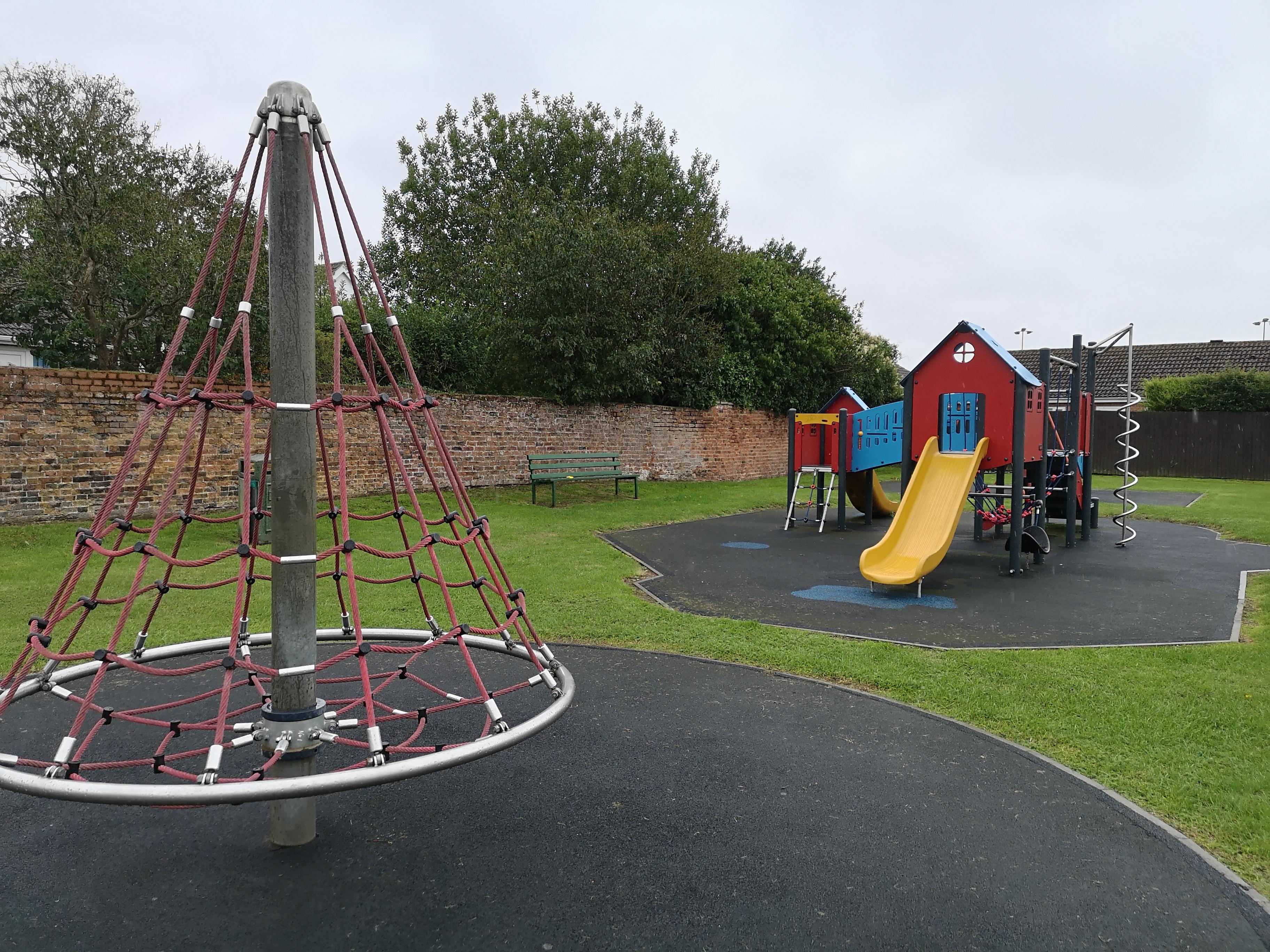 Coronation Walk Play Area, Horncastle