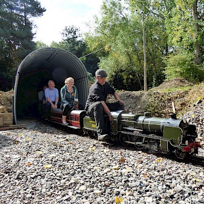 Coate Water Miniature Railway