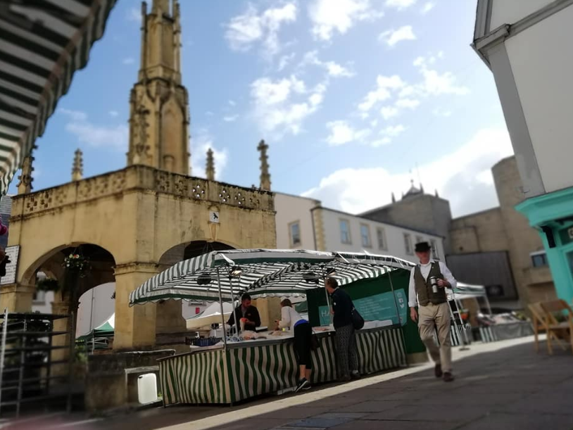 Shepton Mallet Weekly Market