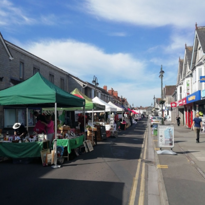 Street Thursday Market