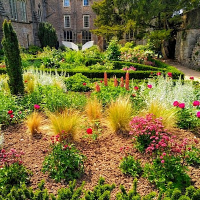 The Bishops Palace and Gardens