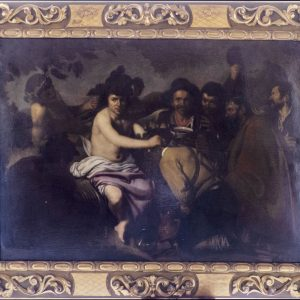 M. Alonso - The Triumph Of Bacchus [19th century painting after Velázquez's 'The Triumph of Bacchus', or 'The Drunkards'/'Los Borrachos']