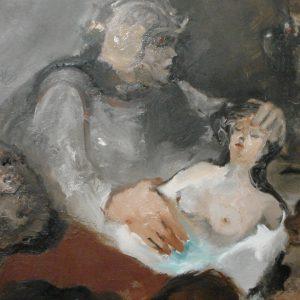 Kostas Kampouropoulos - Bacchus And Ariadne