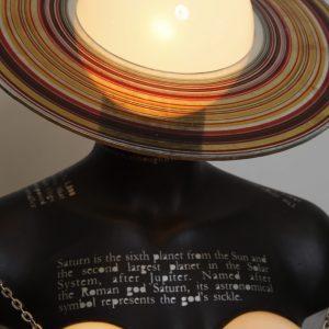 Vasilios Roumeliotis - Femme Saturn