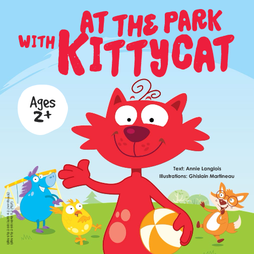 At the park with kittycat