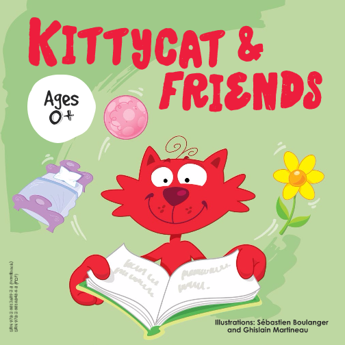 Kittycat and friends