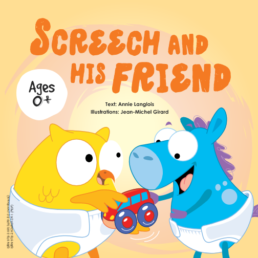 Screech and his friend