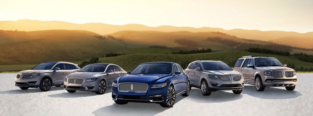 New Lincoln Vehicles in Napa at Napa Ford